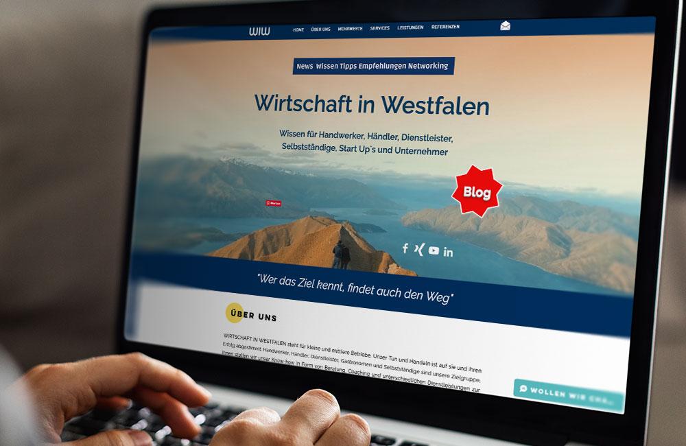 Wirtschaft in Westfalen