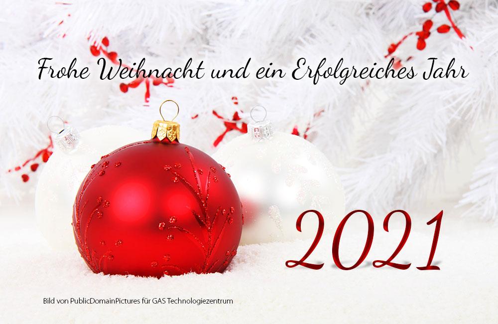Weihnachtsgruss 2020
